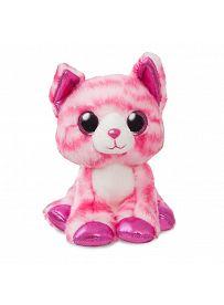 Katze Chrystal, 18cm Aurora Sparkle Tales Plüschtiere | Kuscheltier.Boutique