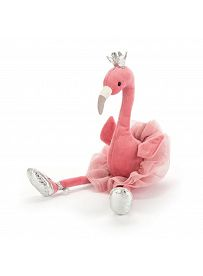 jellycat: Flamingo Fancy, 34cm