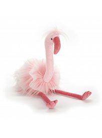 Jellycat Plüschtiere: Flamingo Flo Muflingo, 51cm | Kuscheltier.Boutique