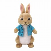 Ty Lizenz Peter Hase: Hase Cottontail, 15cm