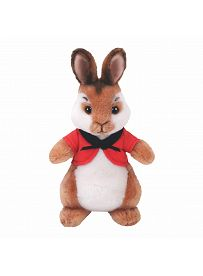 Ty Lizenz Peter Hase: Hase Flopsy, 15cm