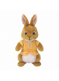 Ty Lizenz Peter Hase: Hase Mopsy, 15cm
