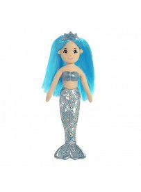 Meerjungfrau Sapphire, 25cm Aurora Sea Sparkles | Kuscheltier.Boutique