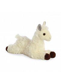 Aurora Plüschtiere: Lama, cremeweiß   Kuscheltier.Boutique
