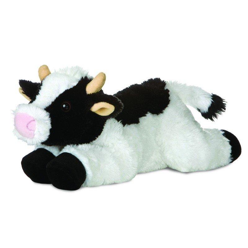 Kuh schwarz-weiß, 30cm | Kuscheltier von AuroraWorld