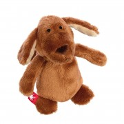 Hund braun, 13cm sigikid Mini-Sweeties Kuscheltiere