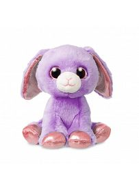 Sparkle Tales: Hase Rose, 18cm