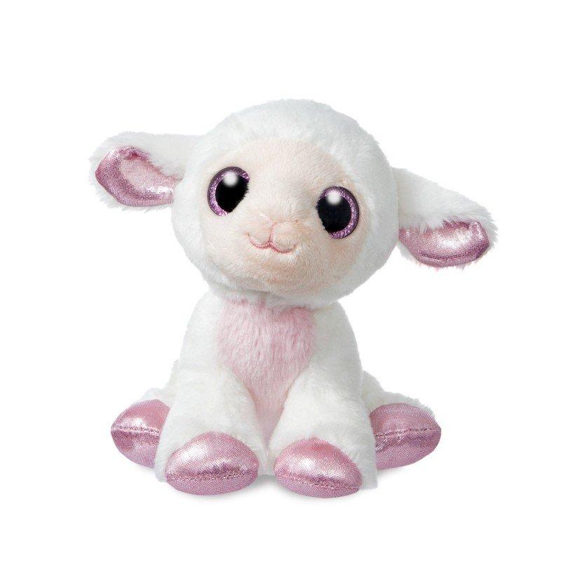 Schaf Lily, 18cm - Sparkle Tales Kuscheltiere von AuroraWorld