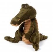 Aligator Aligatissimo, 33 cm | sigikid BEASTtown Kuscheltier für Jugendliche und Erwachsene