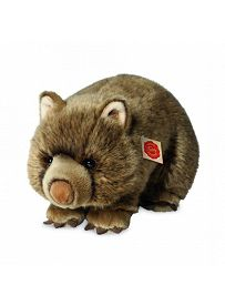 Teddy Hermann® COLLECTION: Wombat, 26 cm