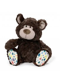 NICI Teddybären: Bär dunkelbraun, 25cm
