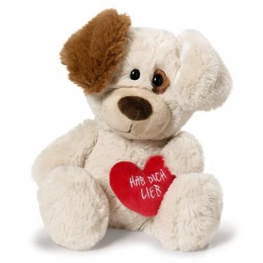 NICI in Love: Hund creme, 70cm
