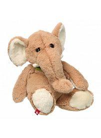 Elefant Torsten Trockau, 32cm   sigikid Kuscheltiere