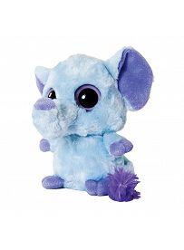 Yoohoo & Friends: Elefant Tinee blau, 12cm Aurora Plüschtiere | Kuscheltier.Boutique