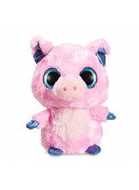 Yoohoo & Friends: Schwein Pudgee, 12cm Aurora Plüschtiere   Kuscheltier.Boutique