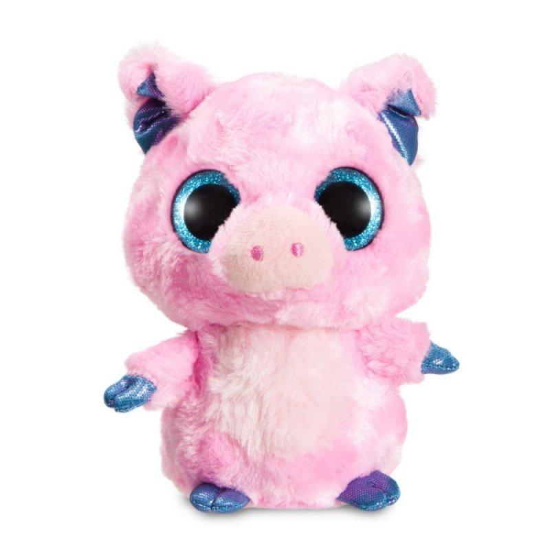 Yoohoo & Friends: Schwein Pudgee, 12cm Auroraworld