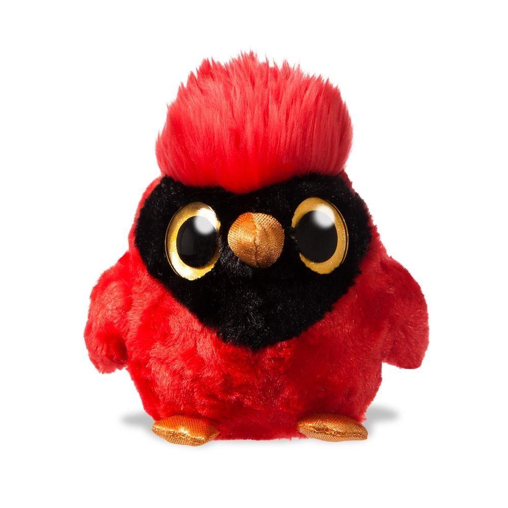 Yoohoo & Friends: Kardinalvogel Cardee, 12cm Auroraworld