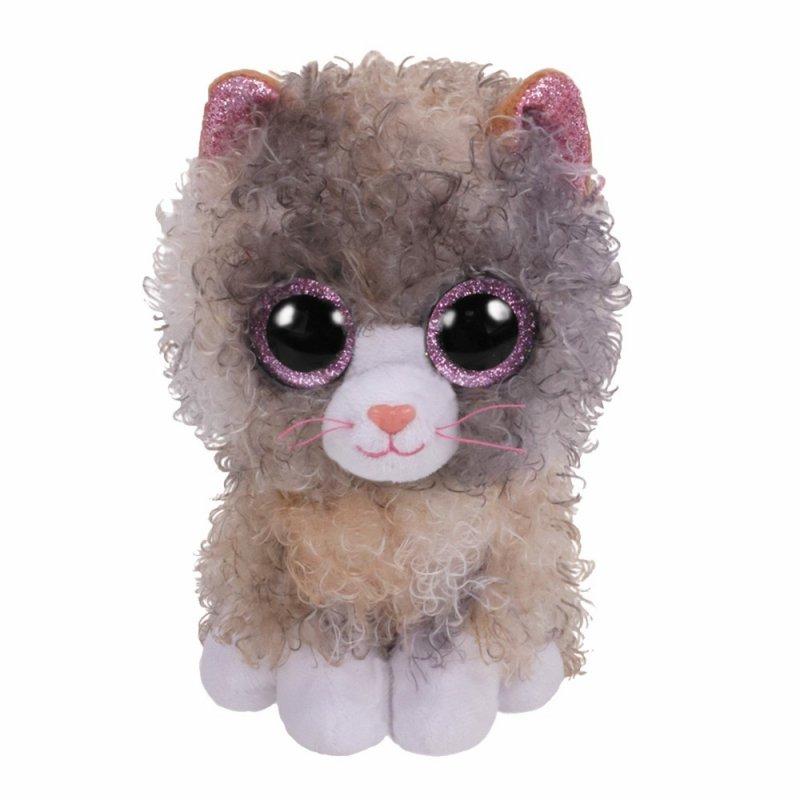 Ty Beanie Boo's: Katze Scrappy, 15cm