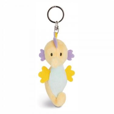 NICI Summer Friends: Seepferdchen Trumpy, 10cm als Schlüsselanhänger