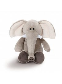 NICI Zoo Friends: Elefant, 20cm
