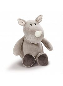 NICI Zoo Friends: Nashorn, 20cm
