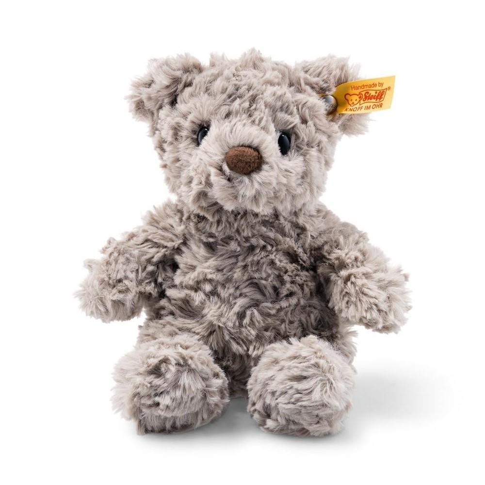 Steiff - Knopf im Ohr: Teddybär Honey, 18cm grau
