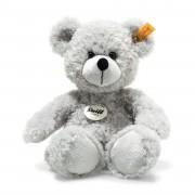 Steiff - Knopf im Ohr: Teddybär Fynn, 30cm grau