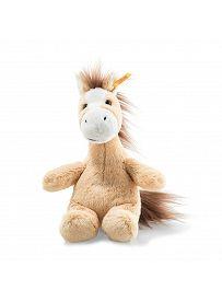 Steiff - Knopf im Ohr: Pferd Hippity, 18cm blond | Kuscheltier.Boutique