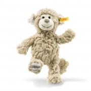 Steiff - Knopf im Ohr: Affe Bingo, 20cm beige