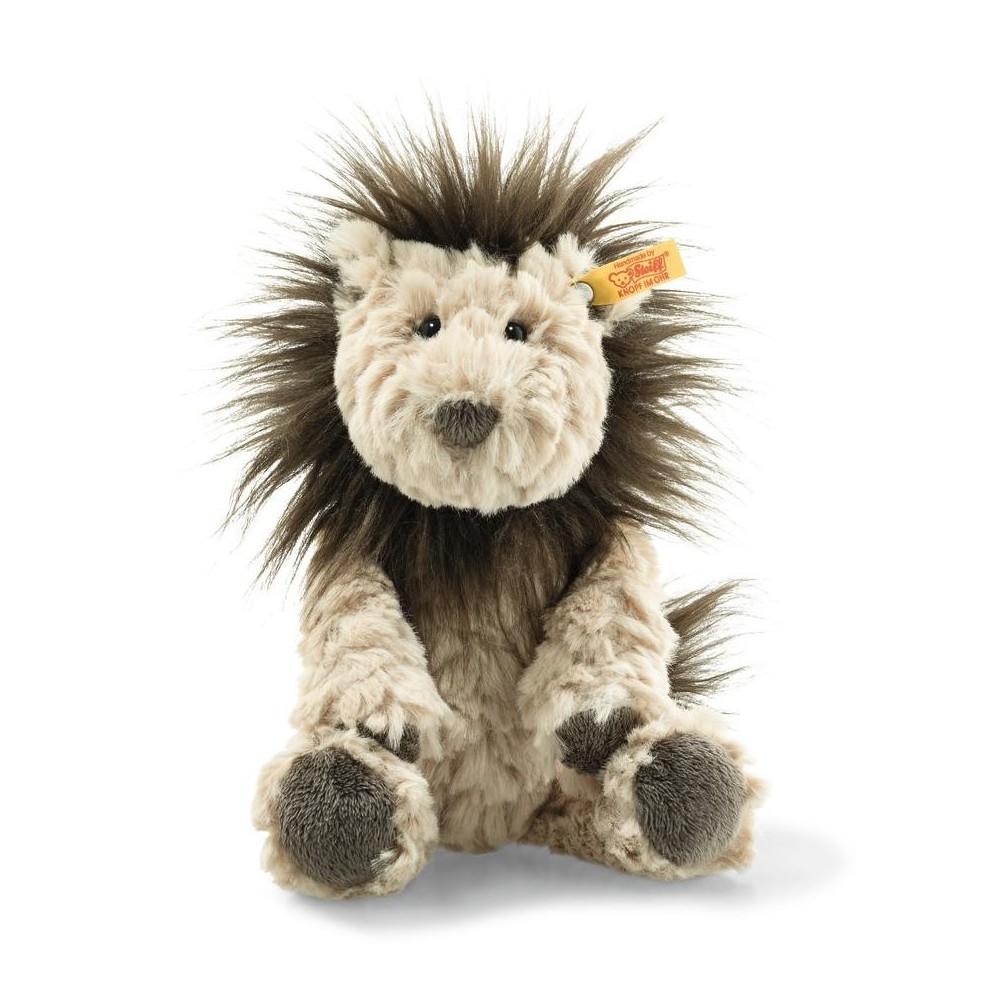 Steiff - Knopf im Ohr: Löwe Lionel, 20cm beige