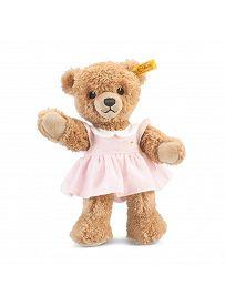 Steiff - Knopf im Ohr: Schlaf gut Bär Mädchen, 25cm rosa