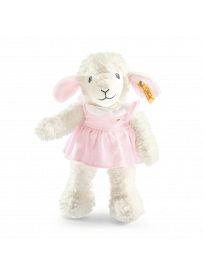 Steiff - Knopf im Ohr: Träum süß Lamm, 28cm rosa