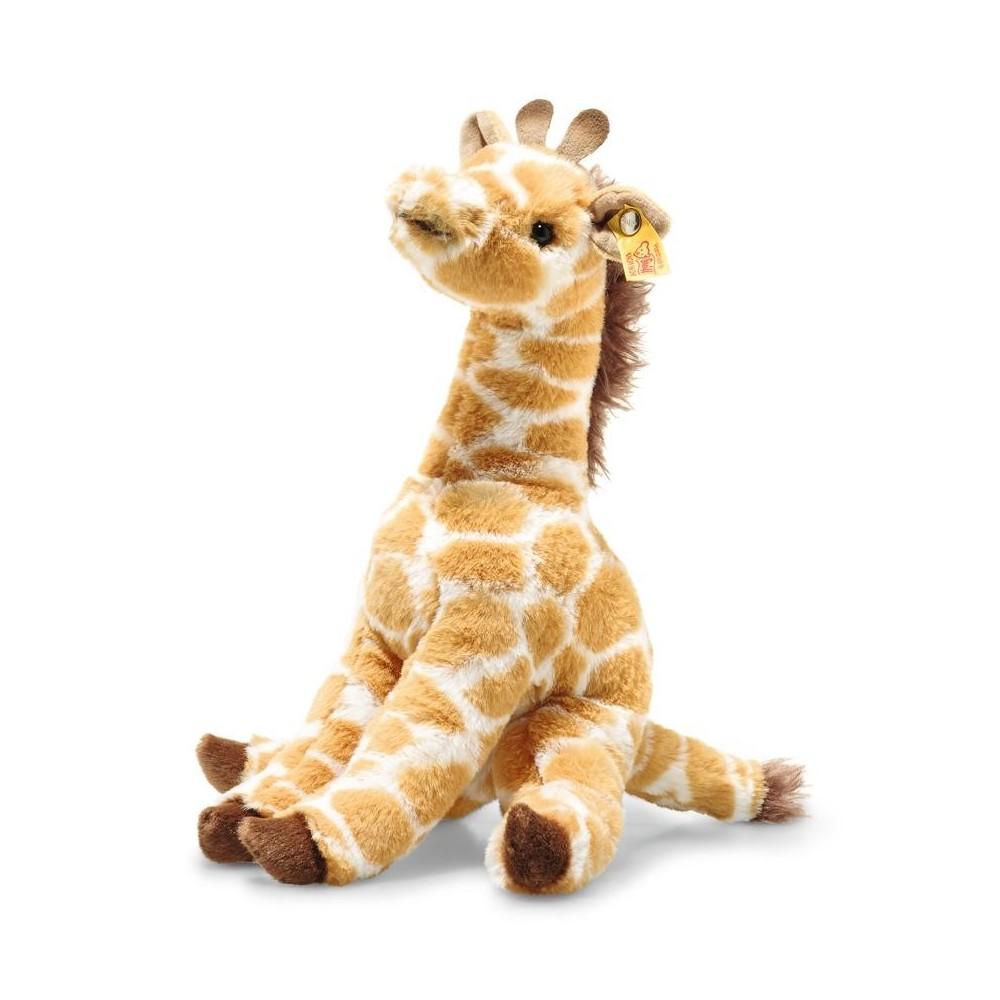Steiff - Knopf im Ohr: Giraffe Gipsi Schlenker, 22cm