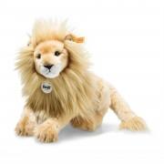 Steiff - Knopf im Ohr: Löwe Leo, 30cm blond