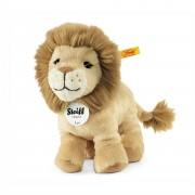 Steiff - Knopf im Ohr: Löwe Leo, 20cm blond