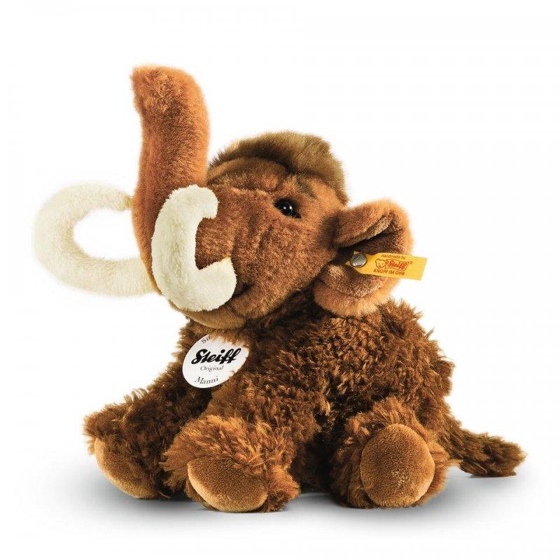 Steiff - Knopf im Ohr: Mammut Manni, 18cm