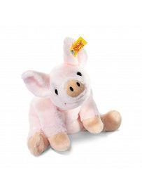 Steiff - Knopf im Ohr: Schwein Sissi, 16cm Floppy