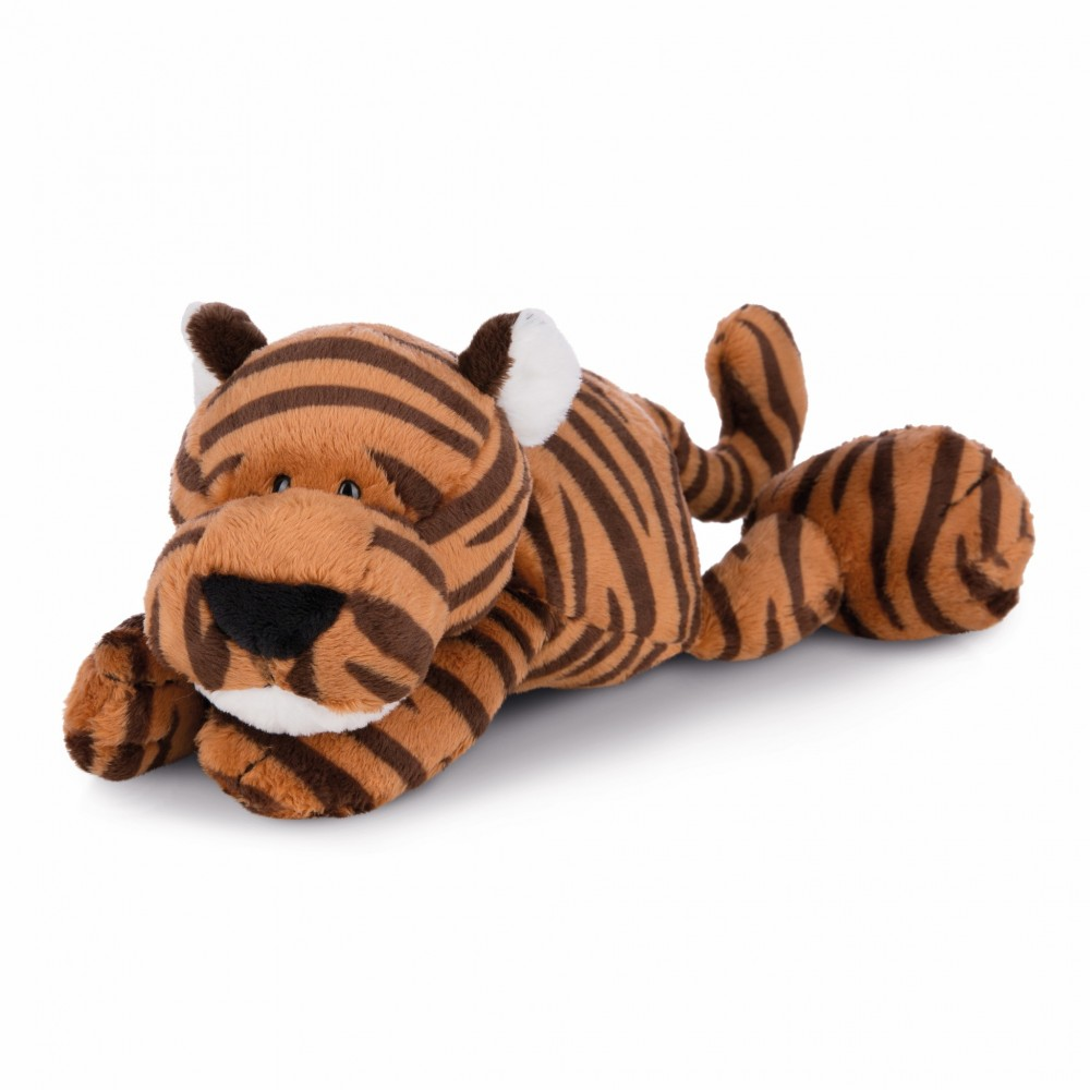 NICI Wild Friends: Tiger Balikou, 30cm liegend