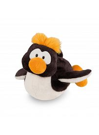 NICI Winter Friends: Pinguin Frizzy liegend, 20cm