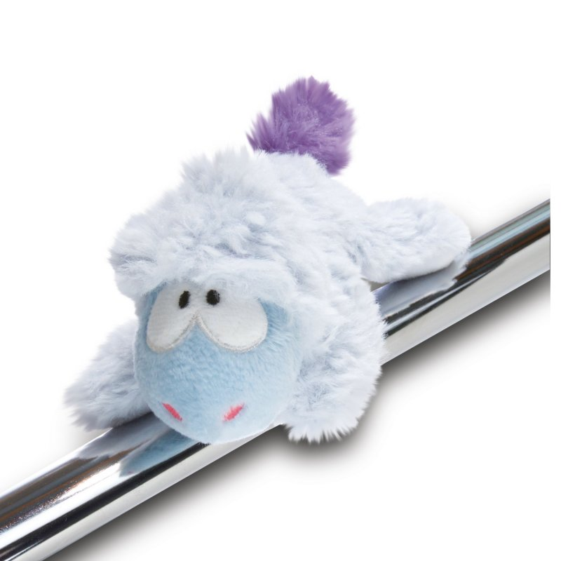 NICI Theoder & Friends: Magnettier Einhorn Snow Coldson