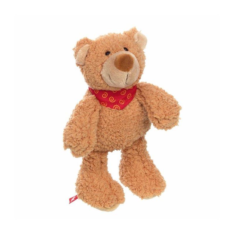 Teddybär Gildehard Günsburg, 17cm | sigikid Kuscheltiere