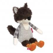 Wolf grau, 32cm   sigikid Patchwork Sweety Kuscheltier
