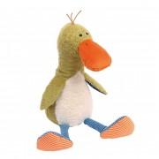 sigikid Patchwork Sweety Ente Silly Duck, 34cm