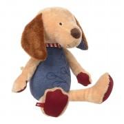 sigikid Patchwork Sweety Hund, 35cm