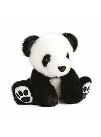 Panda, schwarz 17cm Histoire d'Ours | Kuscheltier.Boutique