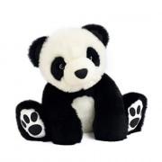 Panda schwarz, 35cm Histoire d'Ours