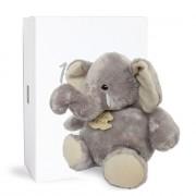 Elefant, 14cm Plüschtier im Karton Histoire d'Ours | Kuscheltier.Boutique