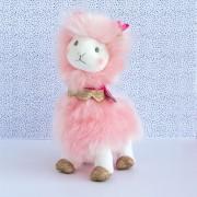 Lama, rosa 20cm Histoire d'Ours | Kuscheltier.Boutique