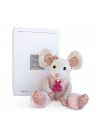 Maus Etoile, 22cm Kuscheltier im Karton Histoire d'Ours