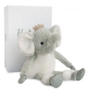Elefant Elfy, 23cm Kuscheltier im Karton Histoire d'Ours